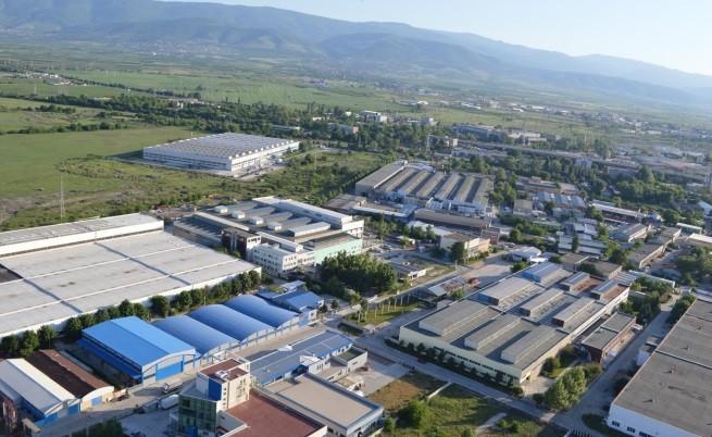 Si costruiscono quattro nuovi impianti industriali vicino a Plovdiv