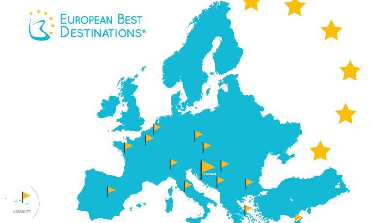 """Plovdiv si classifica al terzo posto del concorso """"migliore destinazione europea"""""""