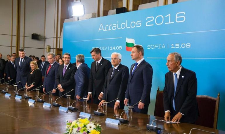 12th Two-day Arraiolos Meeting of EU State Leaders Opens in Plovdiv