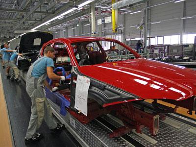 La Bulgaria leader nella produzione di componenti per autoveicoli