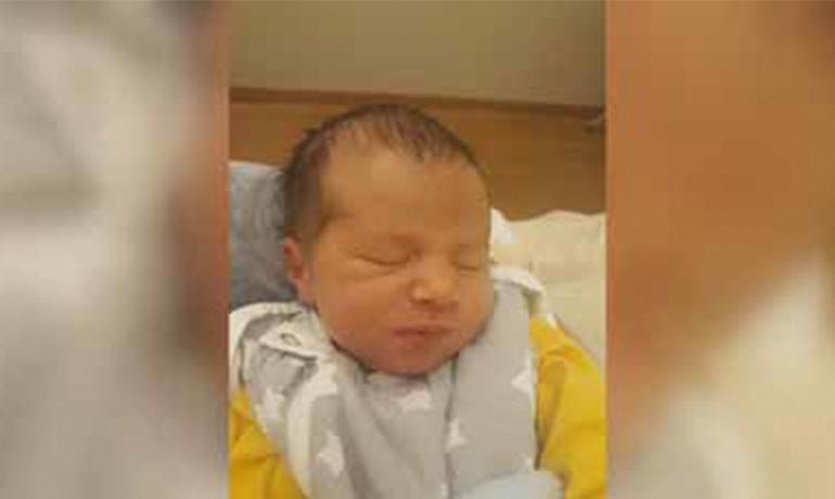 Първото бебе за 2019 г. в италианска община е българче